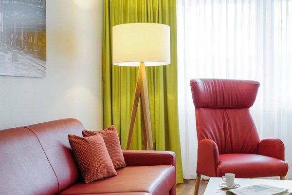 Mercure Hotel Saarbrucken City - фото 5