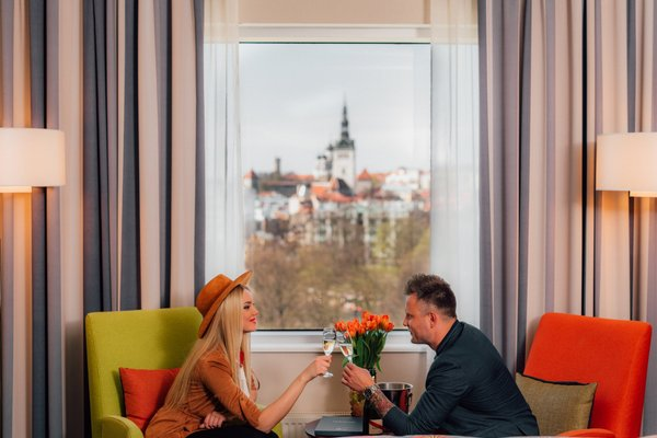 Original Sokos Hotel Viru - фото 71