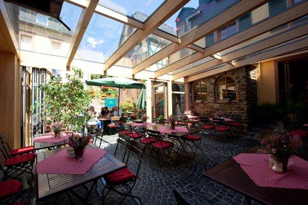 Historisches Weinhotel Zum Grunen Kranz - фото 14