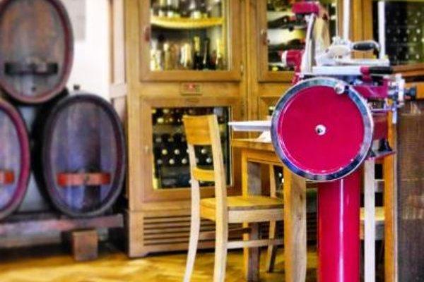 Historisches Weinhotel Zum Grunen Kranz - фото 15