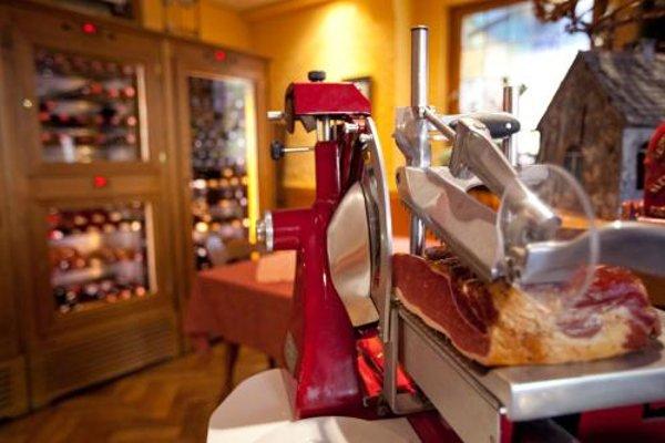 Historisches Weinhotel Zum Grunen Kranz - фото 17