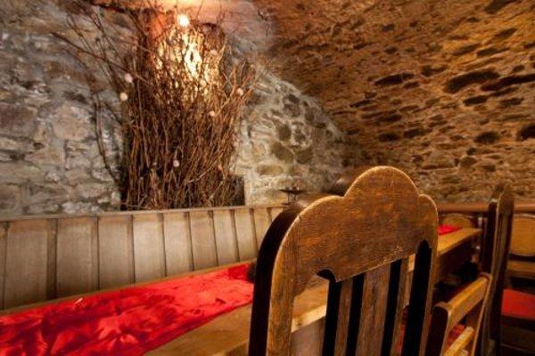 Historisches Weinhotel Zum Grunen Kranz - фото 19