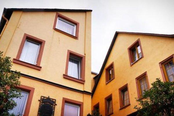Historisches Weinhotel Zum Grunen Kranz - фото 22