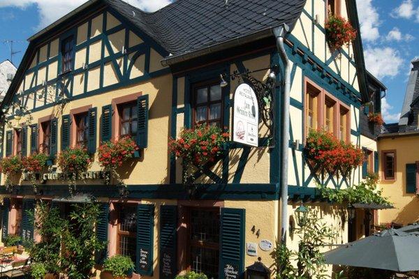 Historisches Weinhotel Zum Grunen Kranz - фото 23
