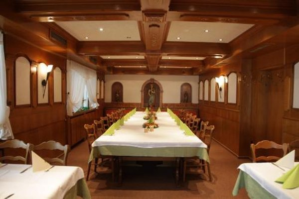 Hotel-Restaurant Zum Kirschbaum - фото 17