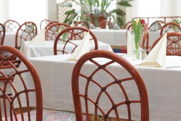 Hotel-Restaurant Zum Kirschbaum - фото 7