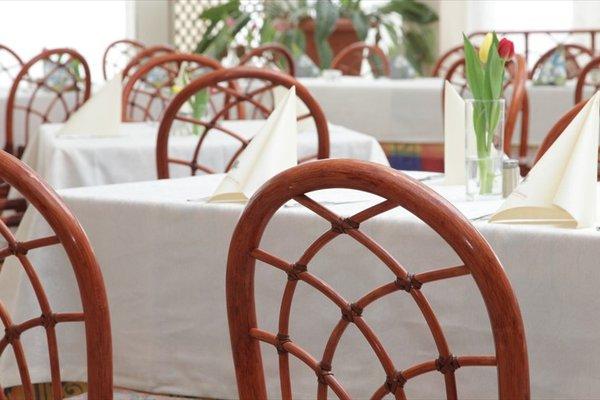 Hotel-Restaurant Zum Kirschbaum - фото 8