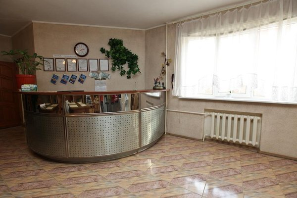 Гостиница Домашний Очаг - фото 19