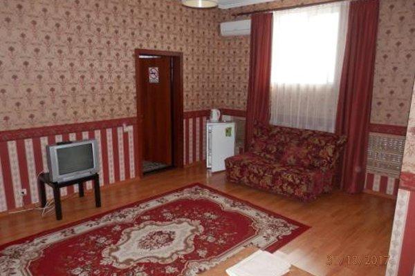 Гостиница Домашний Очаг - фото 20
