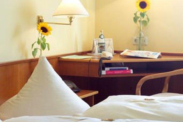 Landhotel zum Bоhm (ех. mD Landhotel Bohm Roth-Rothaurach) - фото 50