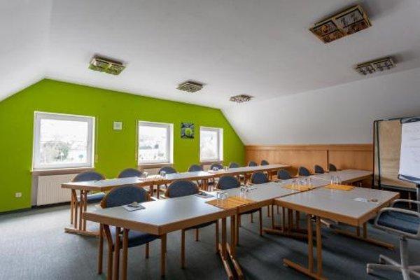 Landhotel zum Bоhm (ех. mD Landhotel Bohm Roth-Rothaurach) - фото 19