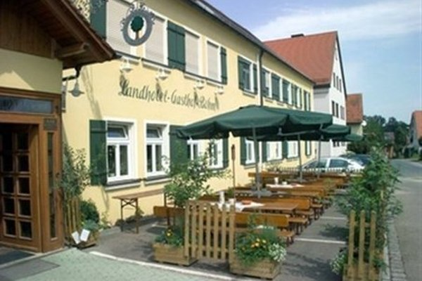 Landhotel zum Bоhm (ех. mD Landhotel Bohm Roth-Rothaurach) - фото 21