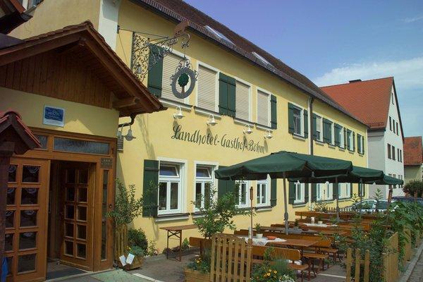 Landhotel zum Bоhm (ех. mD Landhotel Bohm Roth-Rothaurach) - фото 22