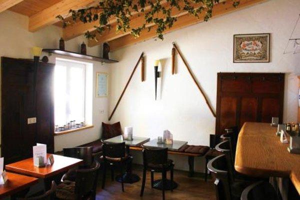 Landhotel zum Bоhm (ех. mD Landhotel Bohm Roth-Rothaurach) - фото 6