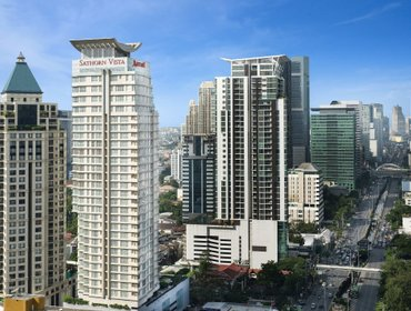 Апартаменты Sathorn Vista, Bangkok - Marriott Executive Apartments