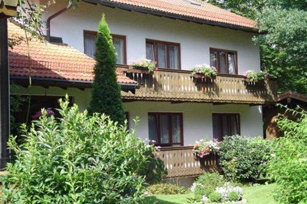 Hotel am Wald - фото 22