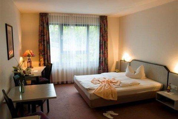 City Hotel Fortuna Reutlingen - фото 50