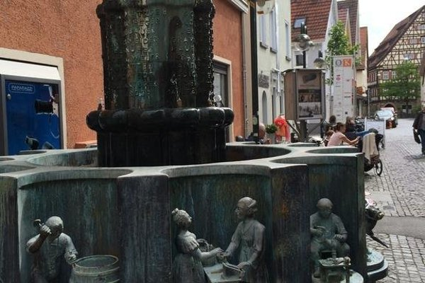 City Hotel Fortuna Reutlingen - фото 20