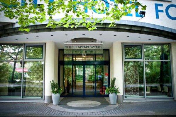 City Hotel Fortuna Reutlingen - фото 22