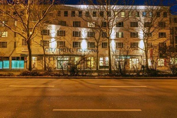 City Hotel Fortuna Reutlingen - фото 23