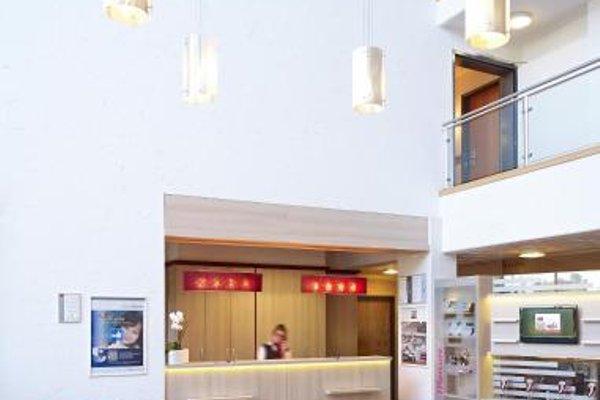 Mercure Hotel Remscheid - фото 8