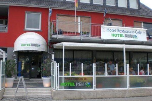 Hotel Rhein INN - фото 18