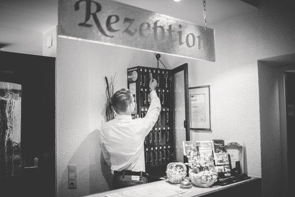 Hotel-Restaurant Wiendl - фото 14