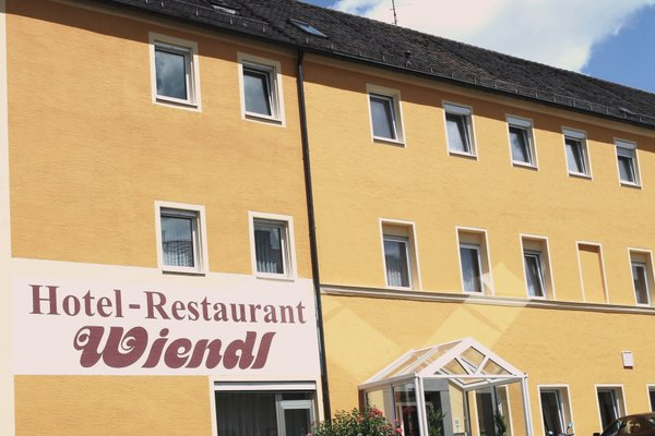 Hotel-Restaurant Wiendl - фото 22
