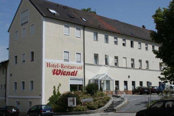 Hotel-Restaurant Wiendl - фото 23