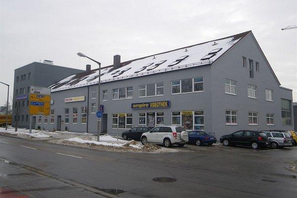 Abotel Regensburg Hotel Hostel - фото 22