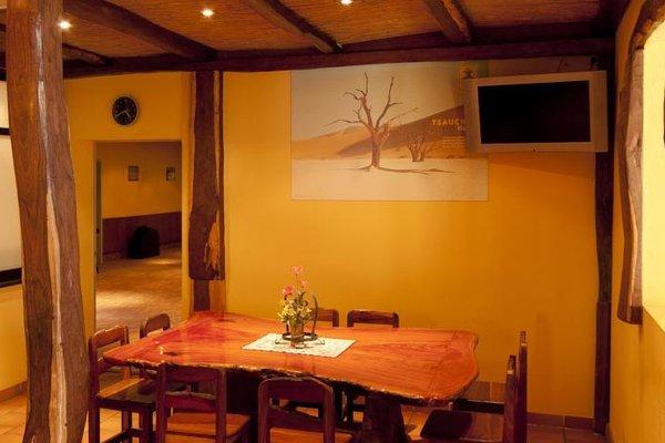 Hotel Hottentotten Inn - фото 15