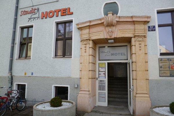 Stadthotel Regensburg - фото 21