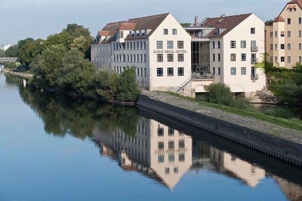 SORAT Insel-Hotel Regensburg - фото 21