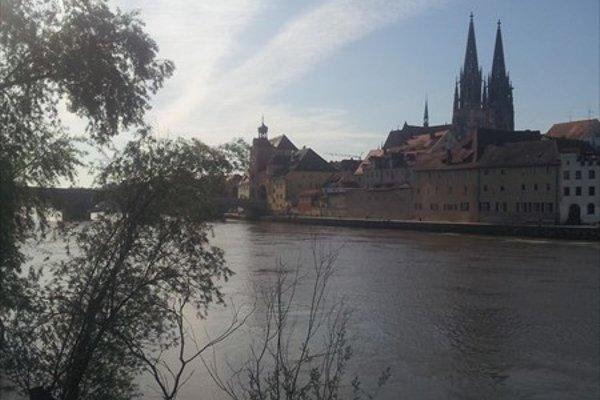 SORAT Insel-Hotel Regensburg - фото 22