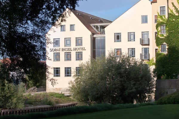 SORAT Insel-Hotel Regensburg - фото 23