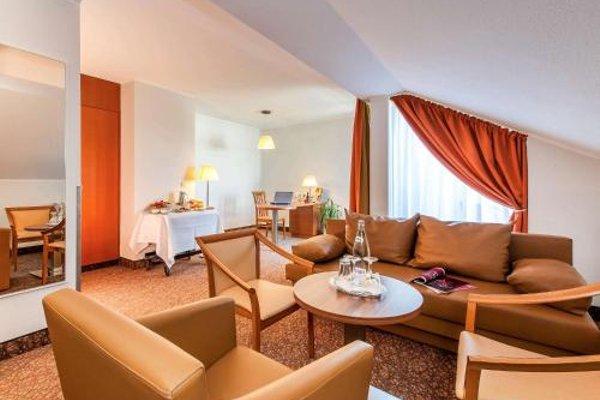 Mercure Hotel Regensburg - фото 5