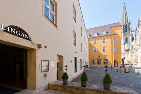 ACHAT Plaza Herzog am Dom Regensburg - фото 20