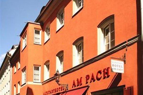 Altstadthotel Am Pach - фото 21