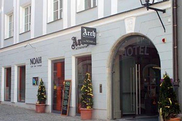 Altstadthotel Arch - фото 20