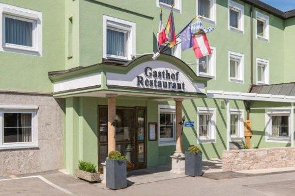 Hotel & Gasthof Richard Held - фото 19