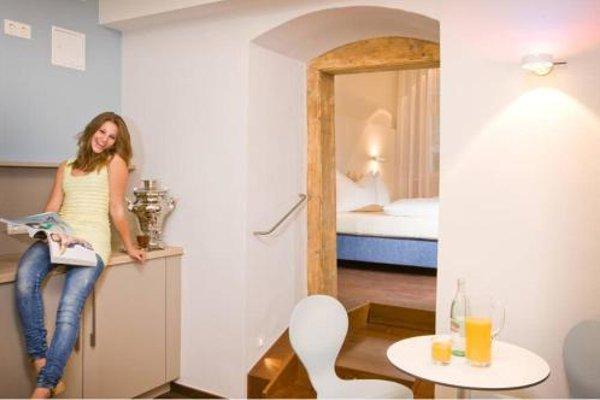 Hotel Munchner Hof und Blauer Turm - фото 20