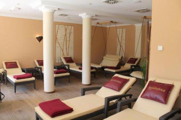 Kultur & SPA Hotel Das Gotzfried - фото 6