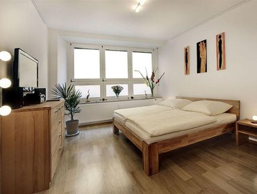 Апартаменты Apartment Goldener Kranich