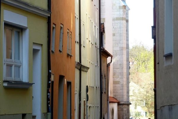 Apartment Goldener Kranich - фото 22