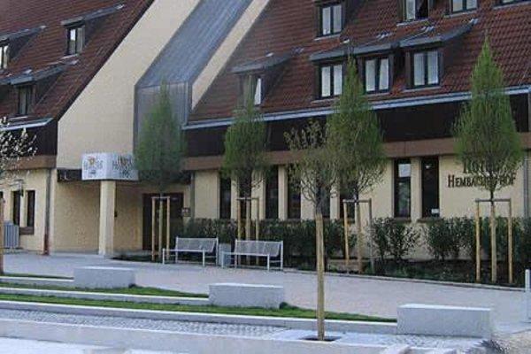 Hotel Hembacher Hof - фото 14