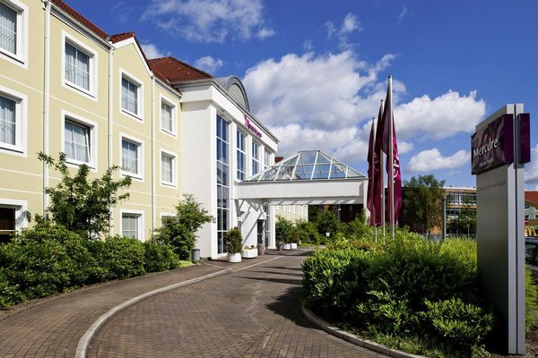 Mercure Hotel Dusseldorf Ratingen - фото 22