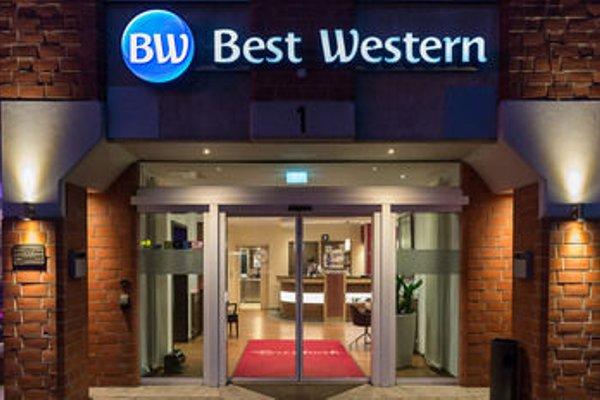 Best Western Hotel Breitbach - фото 20