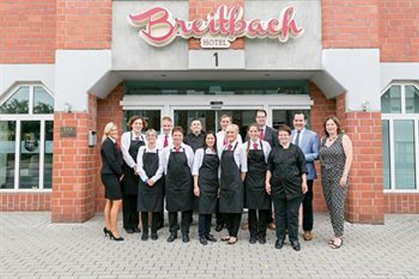 Best Western Hotel Breitbach - фото 23