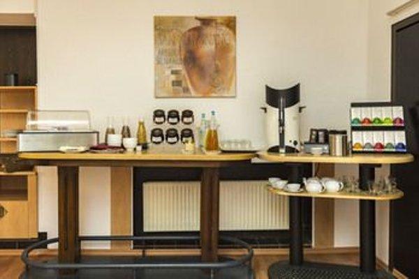 Das kleine Stadthotel Ratingen - фото 16