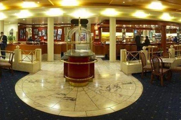 relexa hotel Airport Dusseldorf/Ratingen - фото 7